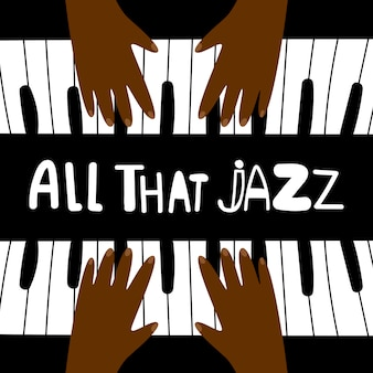 Tutto quel background jazz