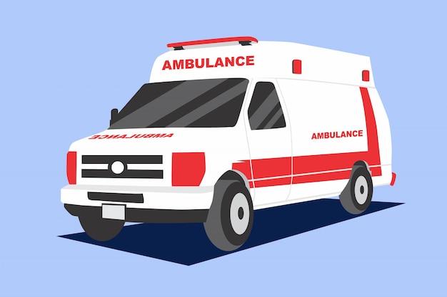 Icona di ambulanza