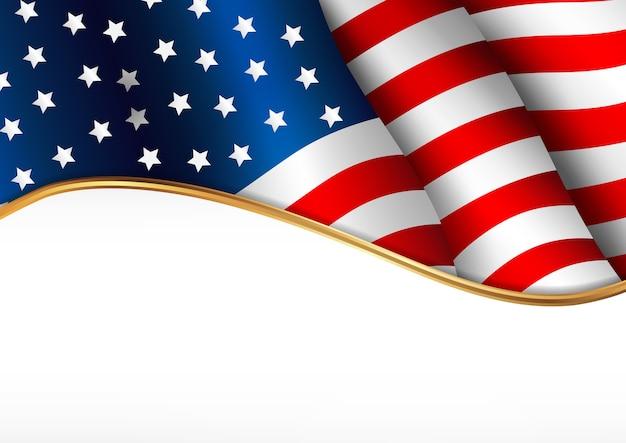 Bandiera americana.