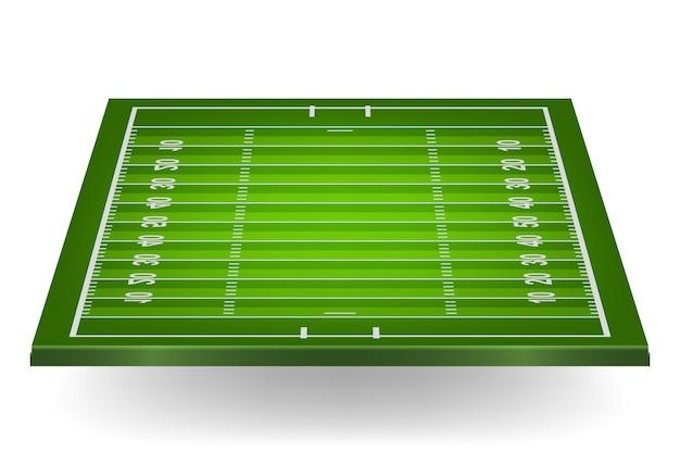 Campo di football americano.