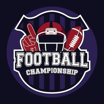 Telaio da football americano