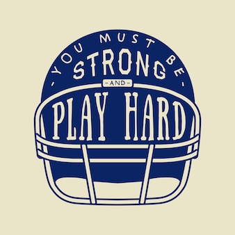 Slogan di football americano