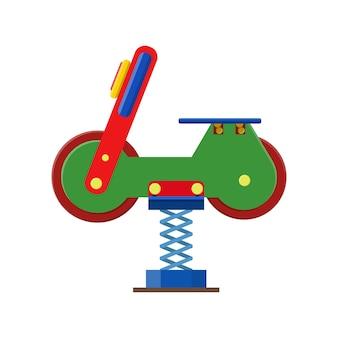 Elementi del tema delle strutture del parco di divertimenti