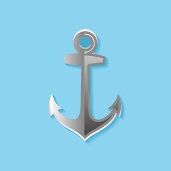 Simbolo di ancoraggio
