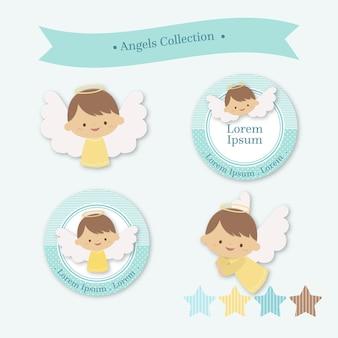 Collezione di angeli