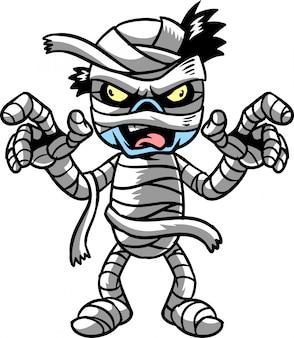Mummia arrabbiata