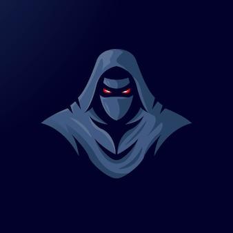 Ninja arrabbiato per i giochi