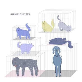 Rifugio per animali