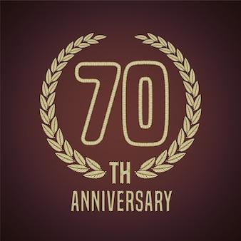 Icona di anniversario