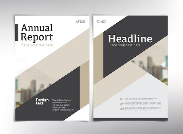 Copertina del rapporto annuale