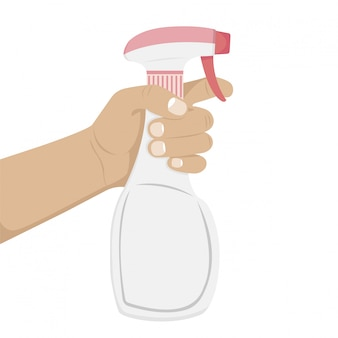 Spray disinfettante antibatterico