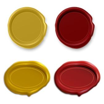 Distintivo approvato a forma di disco