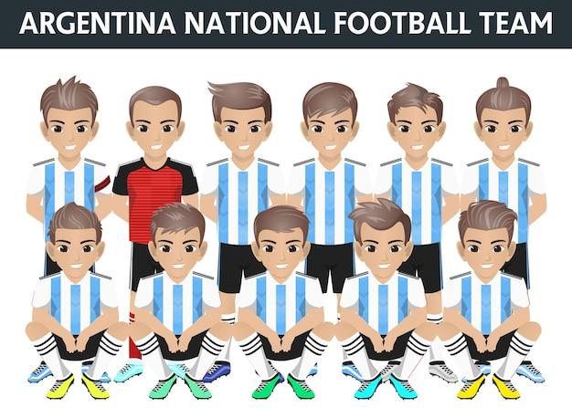 Squadra nazionale di calcio argentina