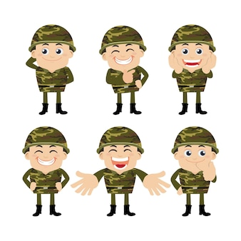 Soldati dell'esercito