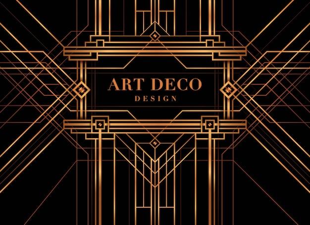 Cornice art deco, the great gatsby deco style.