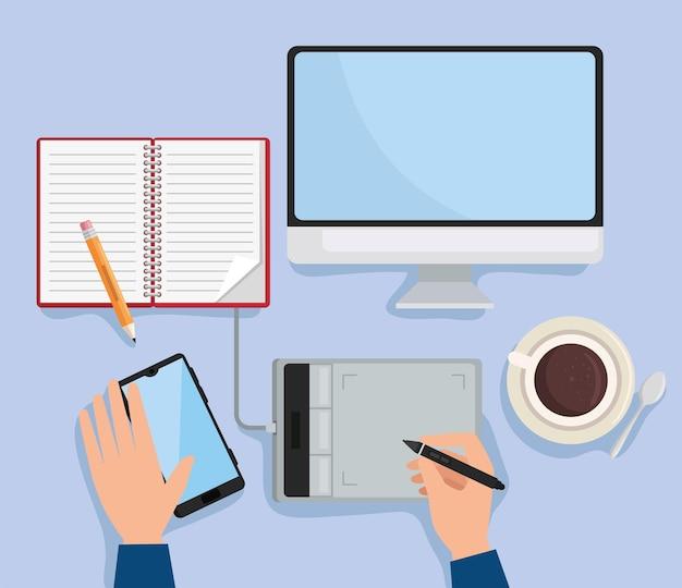 Progetto artistico online