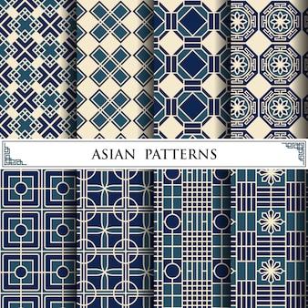 Modello asiatico senza soluzione di continuità