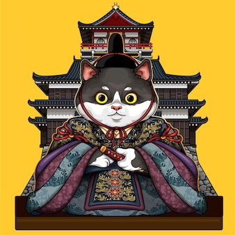 Imperatore asiatico cat