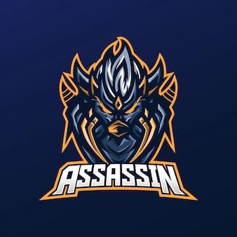 Logo della mascotte assassino