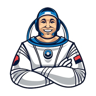 Carattere astronauta