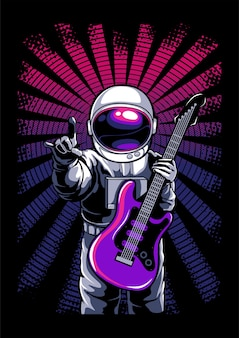 Astronauta rock