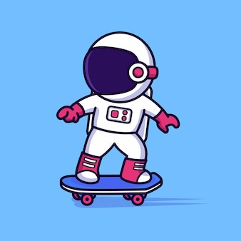 Pattinaggio astronauta