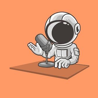 Podcast degli astronauti
