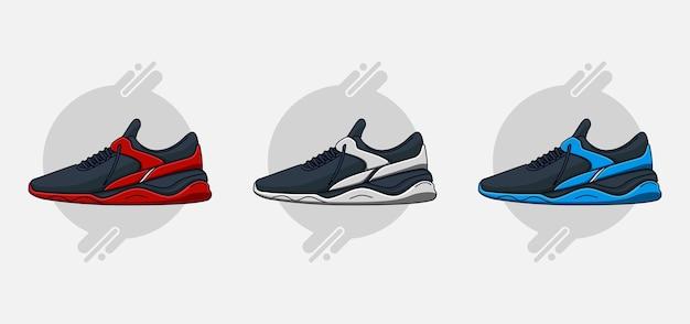 Sneakers da atleta