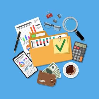 Concetto di revisione contabile e contabilità