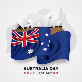 Australia day sfondo