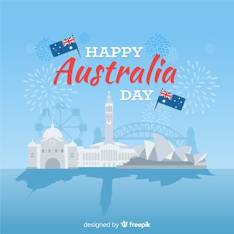 Giornata in australia