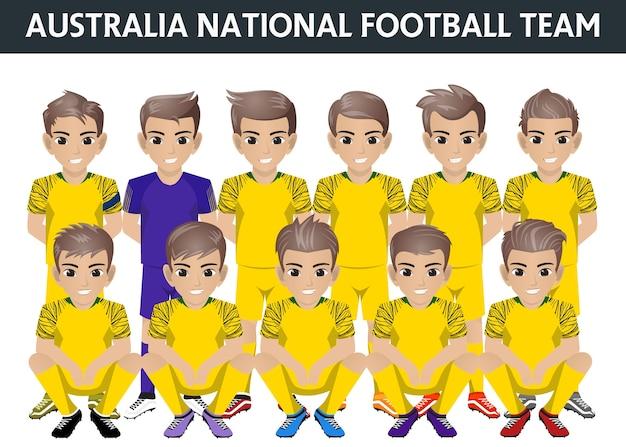 Squadra nazionale di calcio australiana