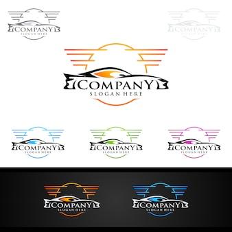Logo auto