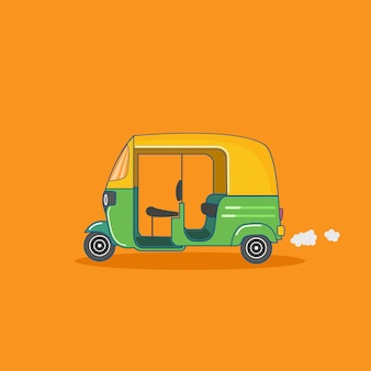 Taxi auto