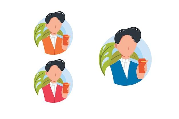 Illustrazione di avatar