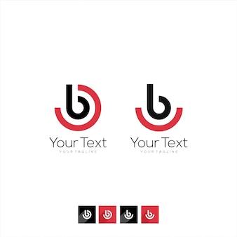 B logo del cerchio