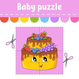 Puzzle del bambino