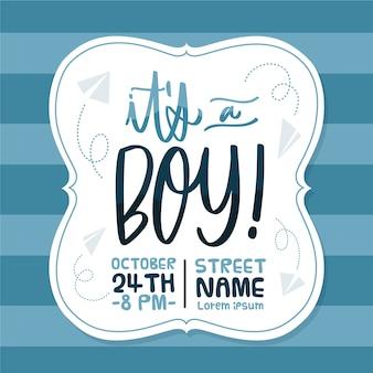 Baby boy carta da parati