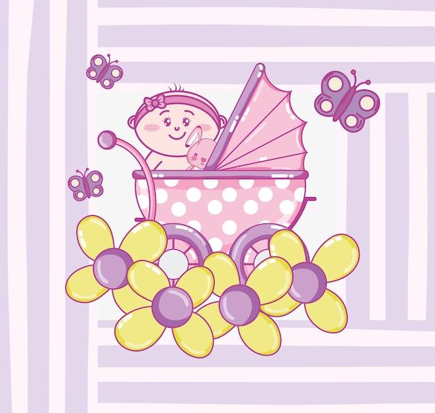 Cartoni animati per baby shower