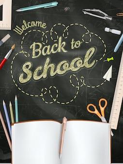 Torna a scuola.