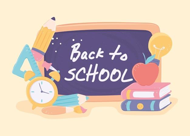 Ritorno all'istruzione scolastica