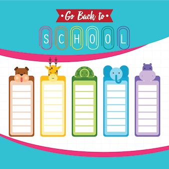 Programma di ritorno a scuola