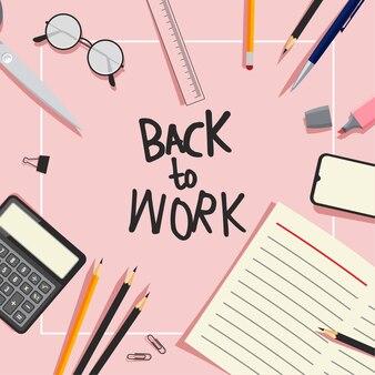 Torna allo sfondo del lavoro