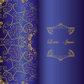 Disegno di sfondo, copertina del libro di vacanze