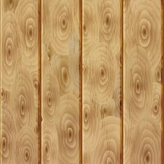 Sfondo di assi di legno larghe verticali in colore marrone