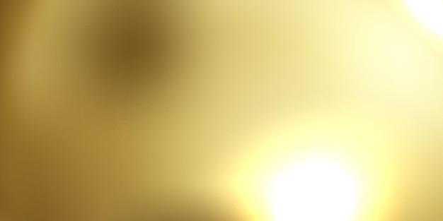 Sfondo con gradazione dorata astratta