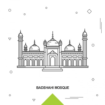 Moschea di badshahi