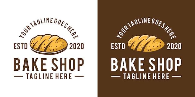 Logo del negozio di panetteria