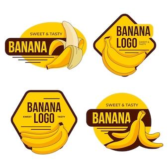 Collezione logo banana