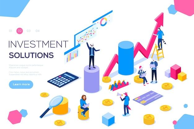 Strategia di economia dello sviluppo bancario. soluzioni commerciali per investimenti, analisi.